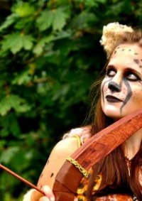 Cosplay-Cover: Sita Cheetah (African Cats)
