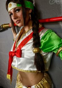 Cosplay-Cover: Seung Mi-na (Soul Calibur IV - 1rst player)