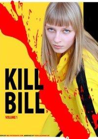 Cosplay-Cover: The Bride (Kill Bill Vol. l )