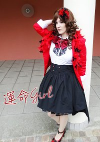 Cosplay-Cover: Fujigaya Taisuke ~ 運命Girl (♀)