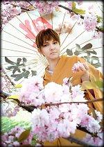 Cosplay-Cover: Kazuma [Past Kimono]