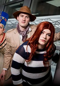 Cosplay-Cover: Amelia Pond (dinosaurs on a spaceship)