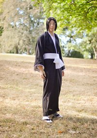 Cosplay-Cover: Uryu Ishida (Shinigami-Version)