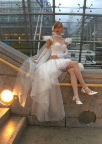"Cosplay-Cover: Mikako ( ""Wedding"" - Kleid )"