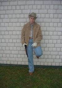 Cosplay-Cover: Ennis Del Mar - Brokeback Mountain