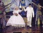 Cosplay-Cover: Mamoru bei der Hochzeit