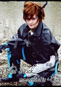 Cosplay-Cover: Edward Cullen [Devil-FanartVersion]
