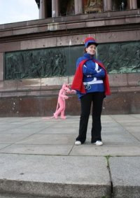 Cosplay-Cover: Deux Deux (Pink Panther)