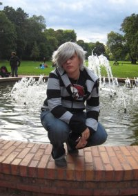 Cosplay-Cover: Zexion[Street Style]