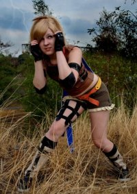 Cosplay-Cover: Rikku [ X ]
