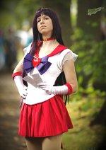 Cosplay-Cover: Super Sailor Mars ~ New Arts