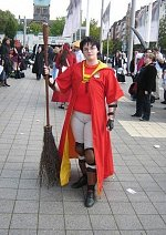 Cosplay-Cover: Harry Potter (Quidditch)