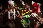Cosplay-Cover: Wukong