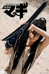 Cosplay-Cover: Kassim [Battle]