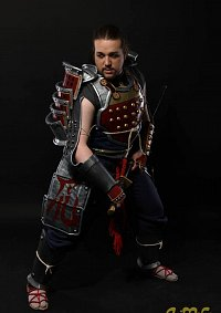 Cosplay-Cover: Mitsurugi