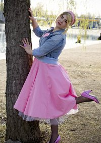 Cosplay-Cover: Rose Tyler [EP: The Idiot's Lantern]