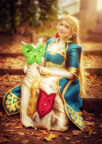 Cosplay-Cover: Zelda - Breath of the Wild (Royal)