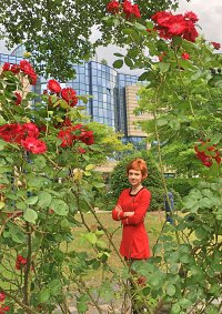 Cosplay-Cover: Female Redshirt
