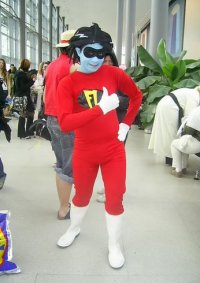 Cosplay-Cover: Freakazoid