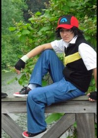 Cosplay-Cover: Ash Ketchum [Sinnoh-Outfit] - サトシ