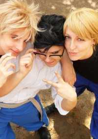 Cosplay-Cover: Riza Hawkeye (+Speed Cosplay+)