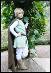 Cosplay-Cover: Alec í Amasa of Kerry