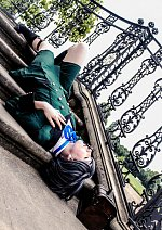 Cosplay-Cover: Ciel Phantomhive [Green version]