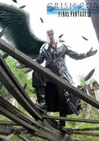 Cosplay-Cover: Sephiroth [[Crisis Core]]