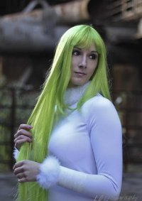 Cosplay-Cover: Amber