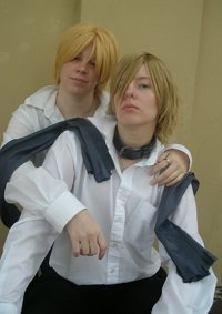 Cosplay-Cover: Yuu Waku