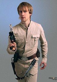 Cosplay-Cover: Luke Skywalker (ESB)