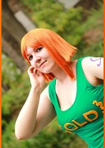 Cosplay-Cover: Nami • Davy Back Fight