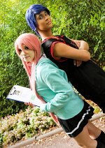 Cosplay-Cover: Aomine Daiki
