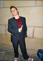 Cosplay-Cover: The Doctor [Ten] (The Journeys End)
