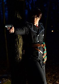 Cosplay-Cover: Yukio Okumura - Exorcisten Uniform