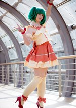 Cosplay-Cover: Ranka Lee [Miss Macross]