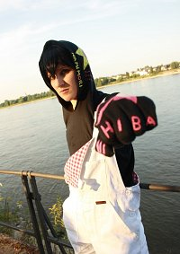 "Cosplay-Cover: Hibari Kyouya ♫D18""Bokura no ours"" Cover♫"