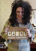 Cosplay-Cover: Bellatrix Lestrange (Askaban Version)