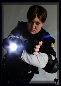 Cosplay-Cover: Leon S. Kennedy