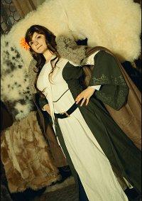 Cosplay-Cover: Elizabeta Héderváry (Ungarn; Medieval)