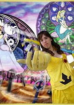 Cosplay-Cover: Belle [Keyblader Style]
