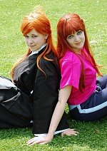 Cosplay-Cover: Inoue Orihime (Shinigami Version)