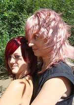 Cosplay-Cover: Marluxia ~ Beach Style