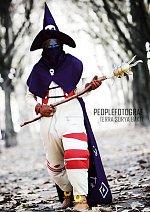 Cosplay-Cover: Wizardmon