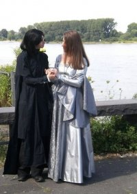 Cosplay-Cover: Lady Susan Cathleen Snape (wedding dress)