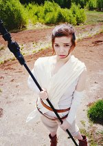 Cosplay-Cover: Rey [Jakku Desert]