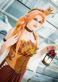 Cosplay-Cover: Autumn Fairy