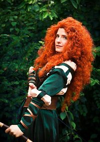 Cosplay-Cover: Merida (Royal Dress)