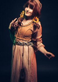 Cosplay-Cover: Saleia - Die Sonnenblumen-Prinzessin (Casual Outfi