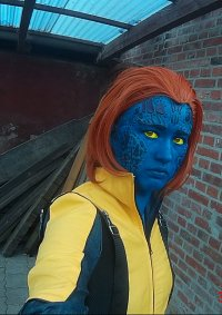 Cosplay-Cover: Mystique(first class)